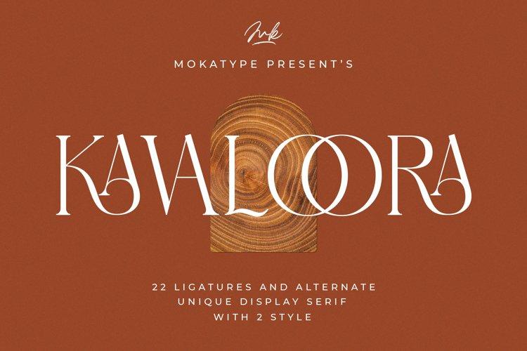 kavaloora example image 1