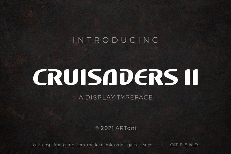Cruisader II example image 1