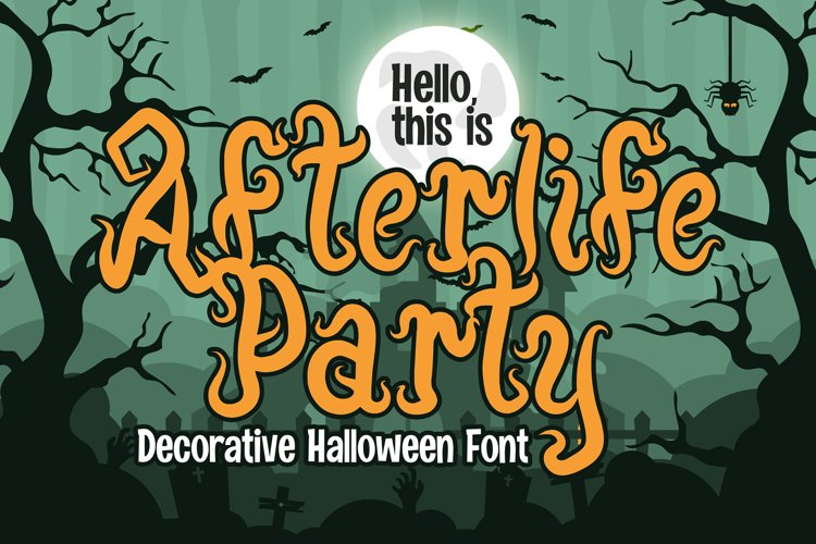 Afterlife Party example image 1