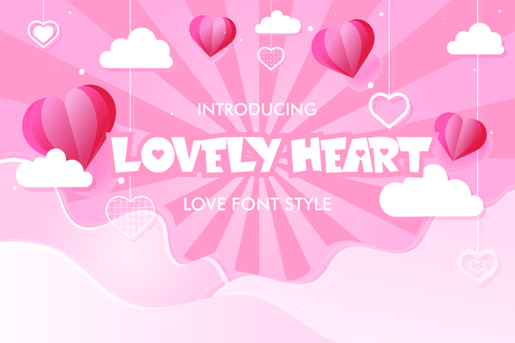Lovely Heart example image 1