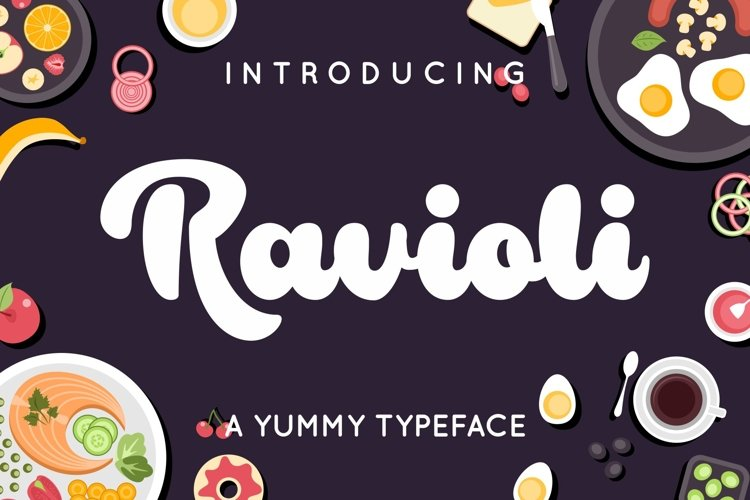 Web Font Ravioli example image 1