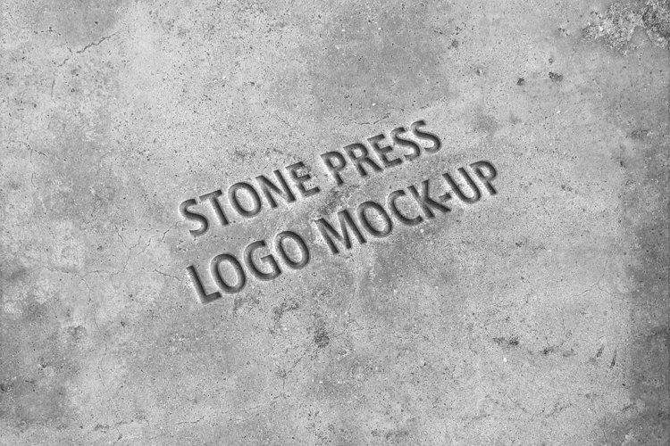 STONE WALL-PRESS-LOGO-MOCK-UP
