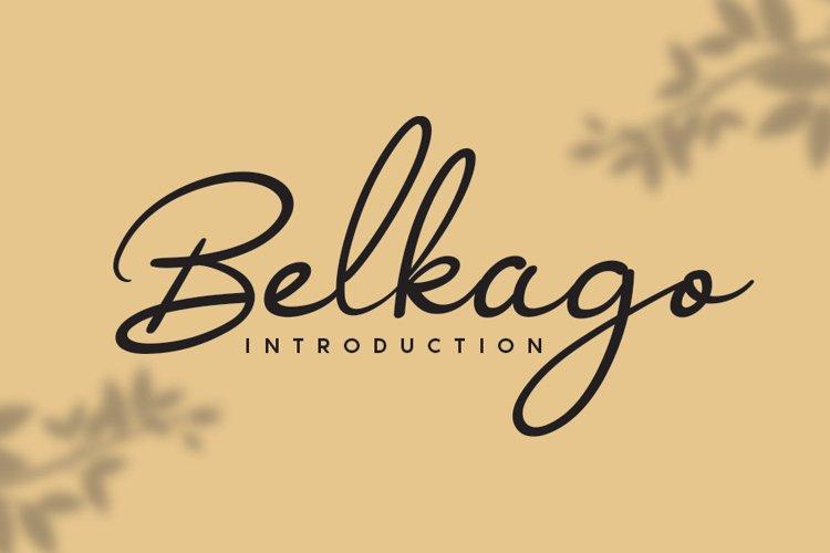 Belkago example image 1