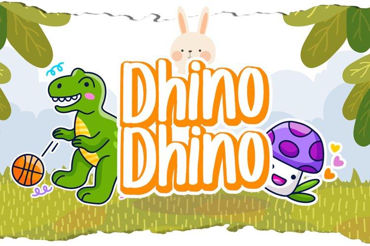 dhino dhino example image 1