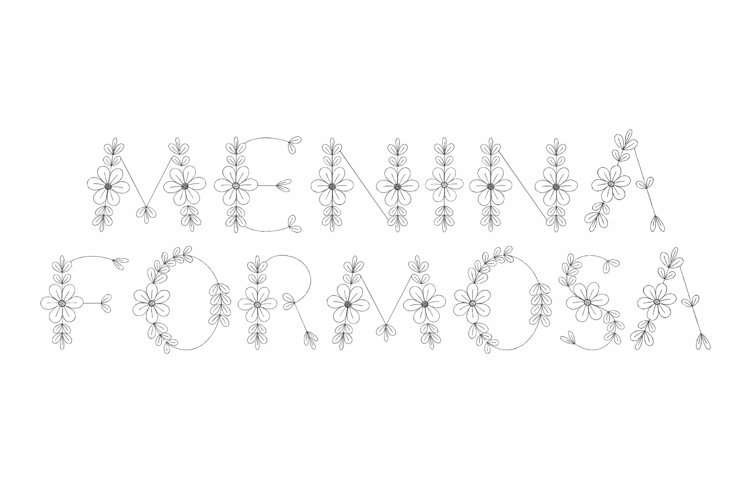 Menina Formosa example image 1