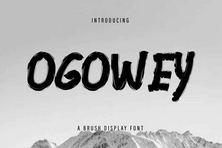 Ogowey example image 1