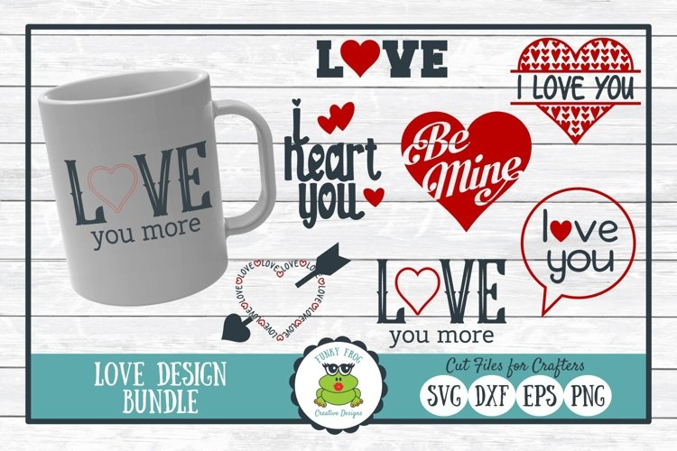 Download Love Design Bundle Valentine Svg Cut Files 179567 Cut Files Design Bundles
