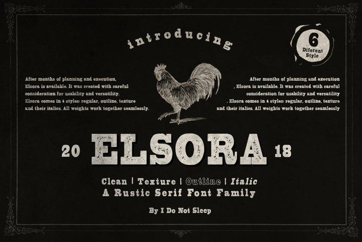 Elsora example image 1