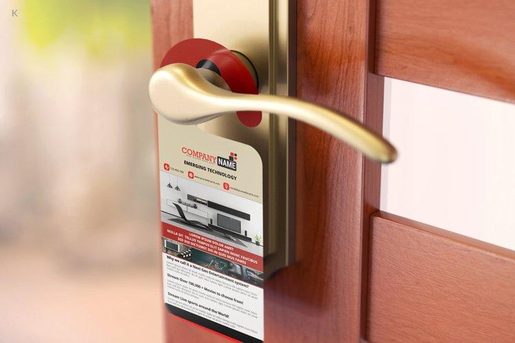 Door Hanger example image 1