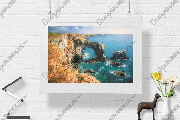 Rocks and Sea - Wall Art - Digital Print example image 1