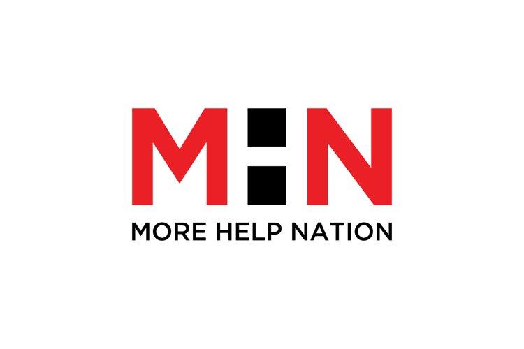 MHN modern logo example image 1