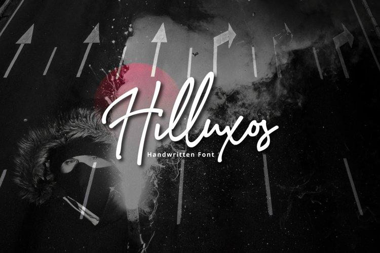 Hilluxos Script example image 1