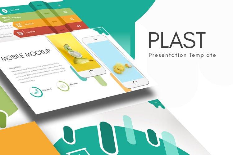 PLAST - Multipurpose Powerpoint Presentation Template example image 1