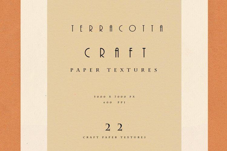 Terracotta Fine Art Paper Set example image 1
