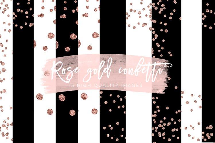 Rose Gold Scrapbook Paper - Free Design of The Week Design0