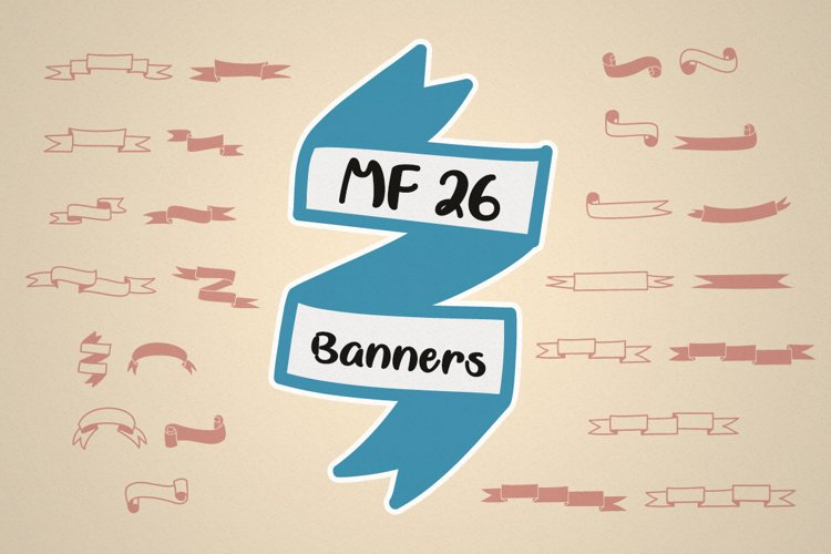 MF 26 Banners example image 1