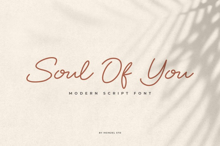 Soul Of You