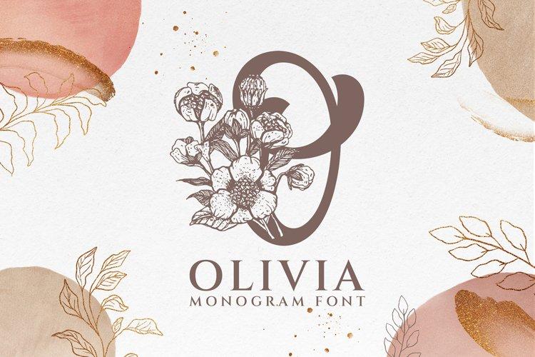 Olivia Monogram example image 1