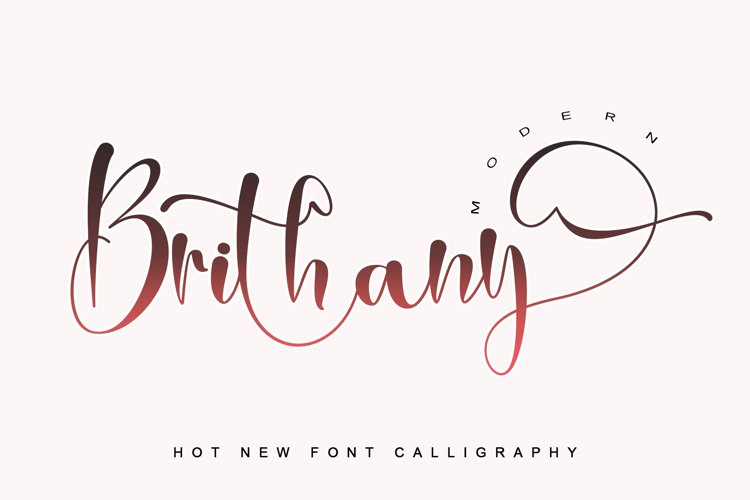 Brithany Modern example image 1