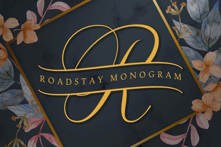 Roadstay Monogram example image 1
