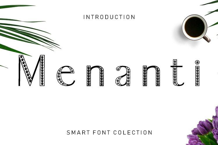 Menanti example image 1