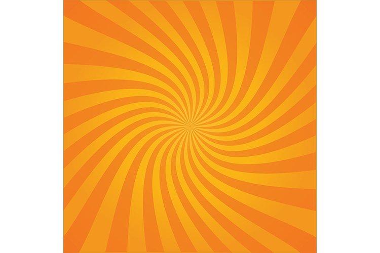 Background of Striped Explosion or Sunburst example image 1