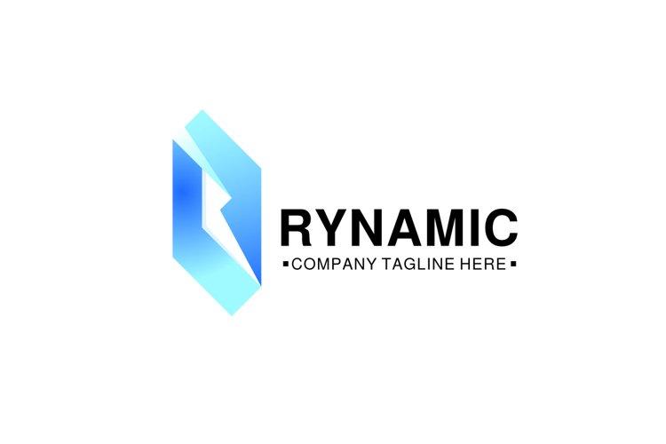 Dynamic R Logo