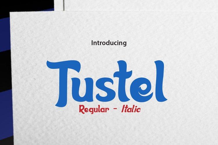 Tustel example image 1