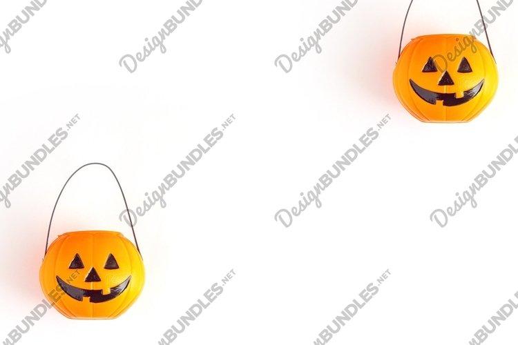 Pumpkin Basket - Halloween example image 1