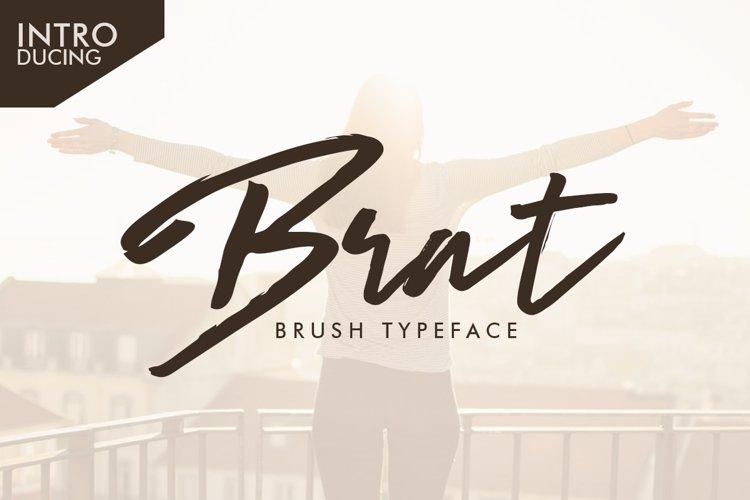 Brat Brush example image 1