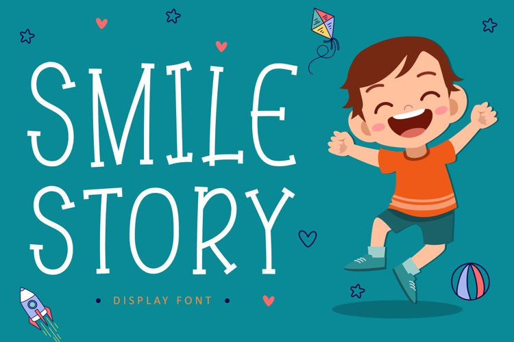 Smile Story example image 1