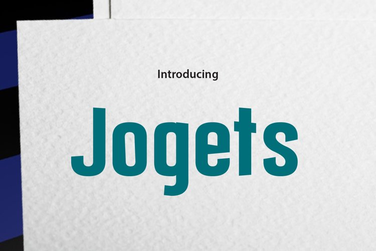 Jogets example image 1