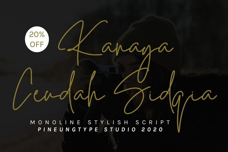 Kanaya Ceudah example image 1