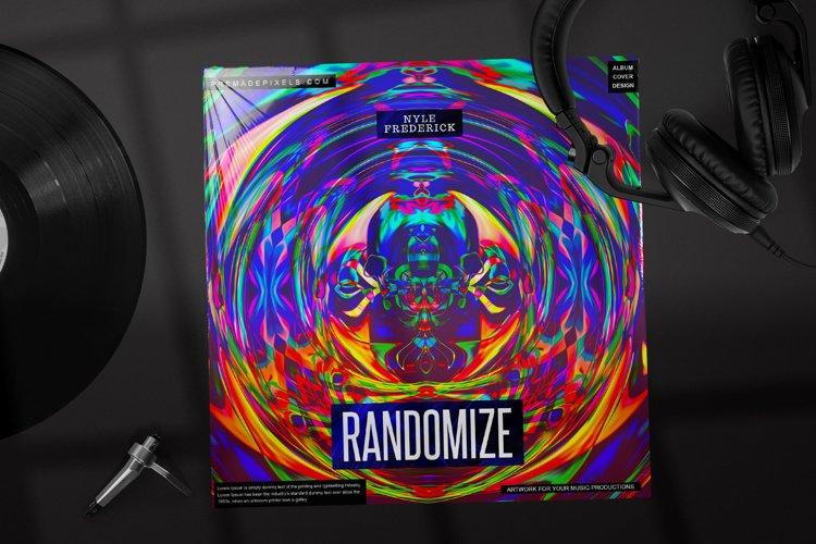 Randomize Album Cover