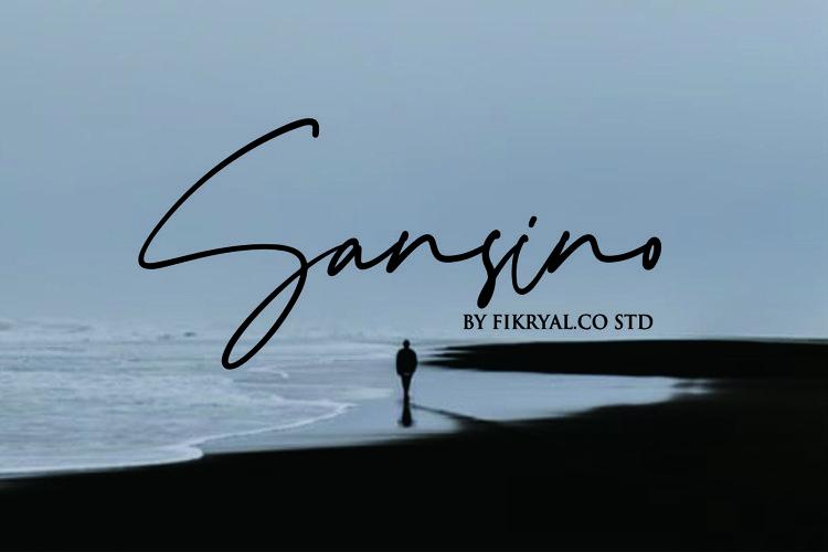 Sansino example image 1