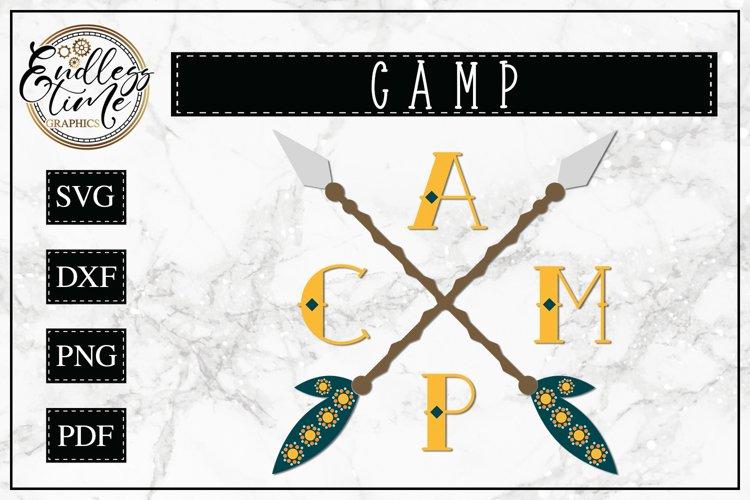 CAMP Arrows SVG