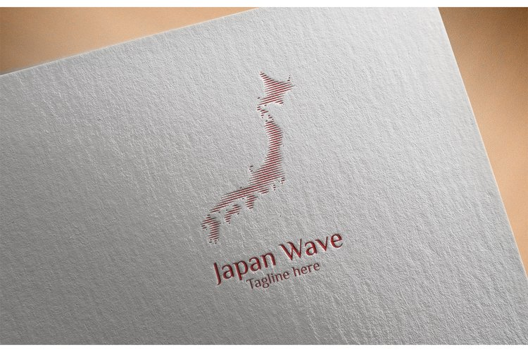 Japan Wave Logo example image 1