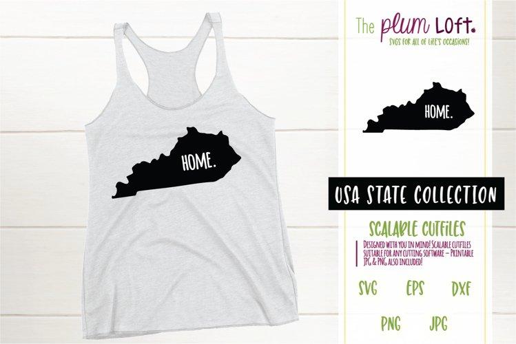 Kentucky Home - SVG design example image 1