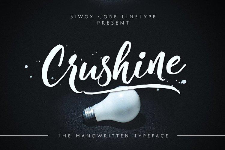 Crushine Wet Brush example image 1