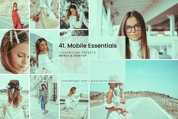 41. Mobile Essentials example image 1