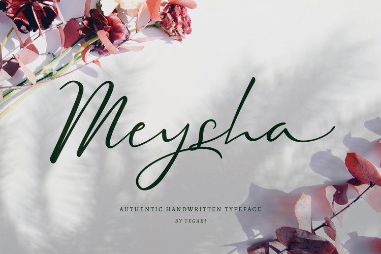 Meysha