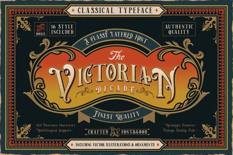 Victorian Decade