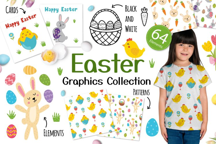 Easter Graphics Collection