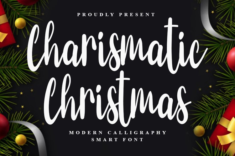 Charismatic Christmas example image 1