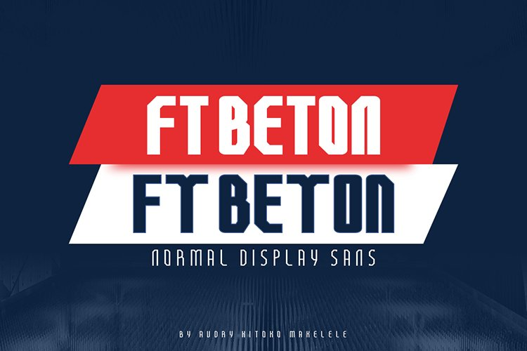 FT Beton example image 1