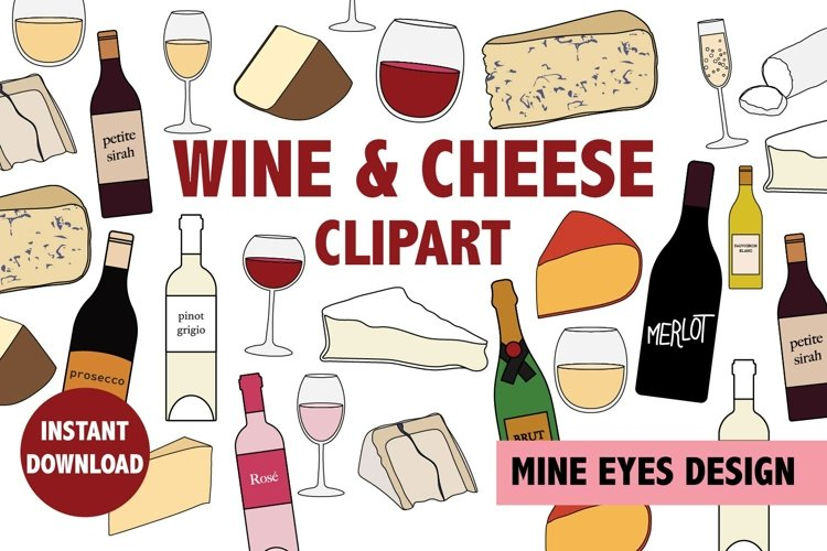 Wine and Cheese Collection