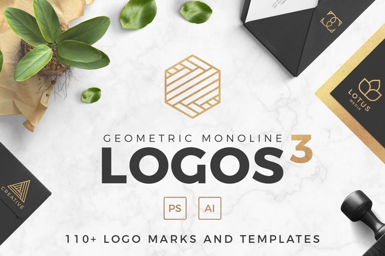 Geometric Logos vol 3