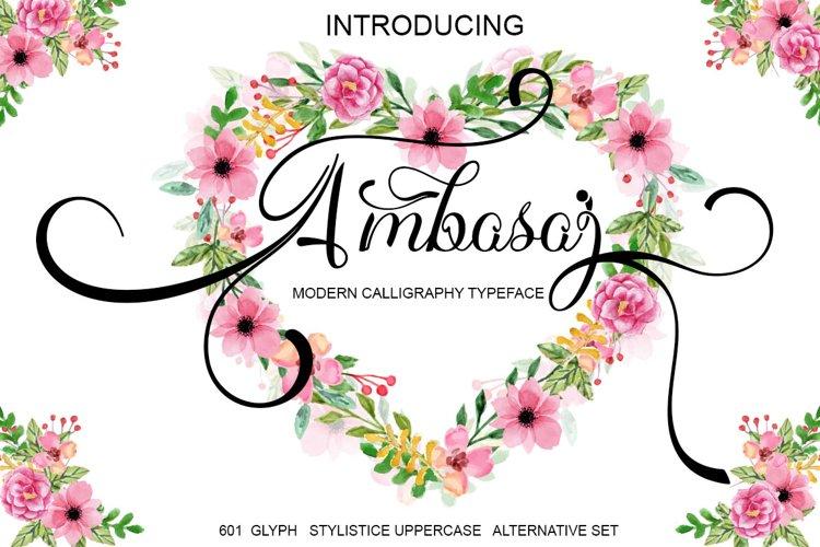 Ambasaj example image 1