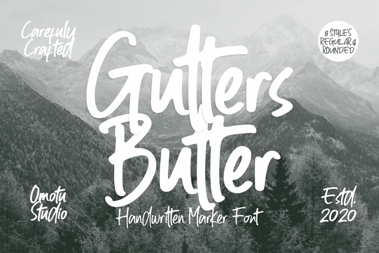 Gutters Butter example image 1