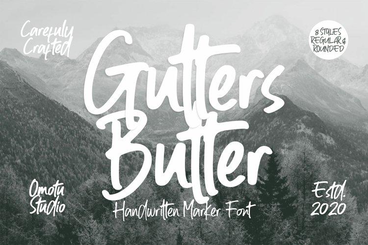 Gutters Butter